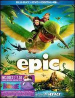 Epic [Blu-ray] [Only @ Best Buy] [Movie Money]
