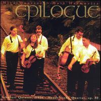 Epilogue - Matt Haimovitz (cello); Miró Quartet