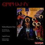 Epiphany: Medieval Byzantine Chant for the Feasts on January 1st and 6th