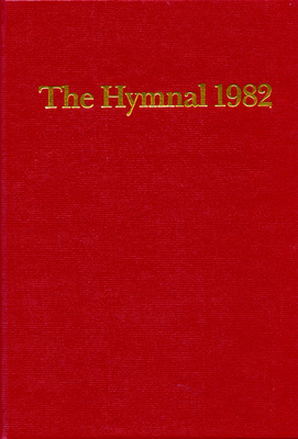 Episcopal Hymnal 1982 Red: Basic Singers Edition - Church Publishing