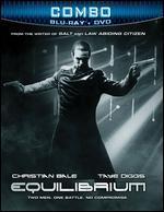Equilibrium [Blu-ray/DVD] [Steelbook]