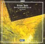 Ernst Toch: String Quartets Nos. 8 & 9