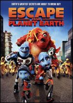 Escape from Planet Earth - Cal Brunker