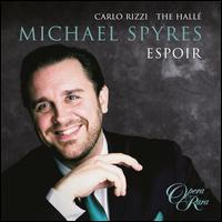 Espoir - Gareth Small (trumpet); Joyce El-Khoury (vocals); Michael Spyres (tenor); Hallé Orchestra; Carlo Rizzi (conductor)