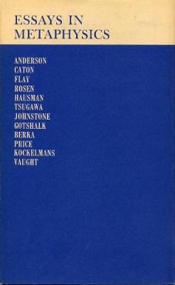 Essays in Metaphysics - Vaught, Carl G (Editor)