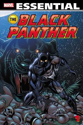 Essential Black Panther, Volume 1 - McGregor, Don (Text by), and Kirby, Jack (Text by)