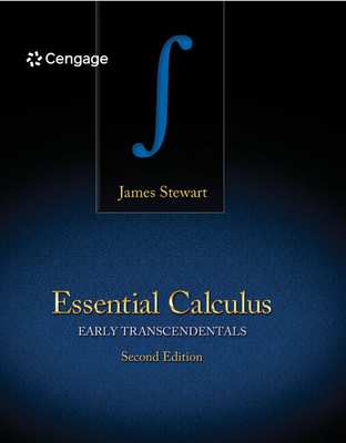 Essential Calculus: Early Transcendentals - Stewart, James