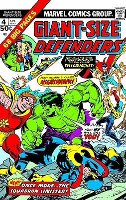 Essential Defenders - Volume 2 - Wein, Len (Text by), and Claremont, Chris (Text by), and Gerber, Steve (Text by)