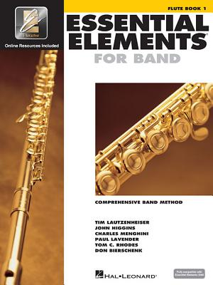 Essential Elements 2000 - Book 1: Flute - Hal Leonard Publishing Corporation (Creator)