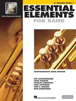 Essential Elements for Band - BB Trumpet Book 1 with Eei - Hal Leonard Corp (Creator)