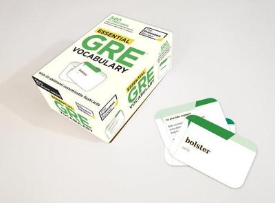 Essential GRE Vocabulary (Flashcards) - Princeton Review