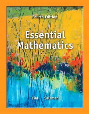 Essential Mathematics - Lial, Margaret L, and Salzman, Stanley A