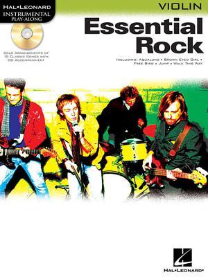 Essential Rock: Violin - Hal Leonard Corp (Creator)