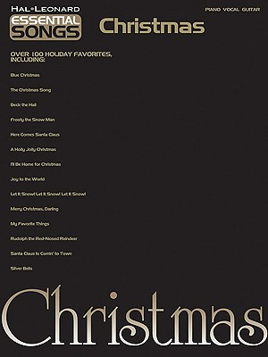 Essential Songs: Christmas - Hal Leonard Corp (Creator)