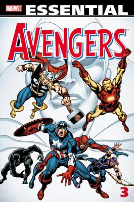 Essential the Avengers: The Avengers #47-68 & Annual #2 - Thomas, Roy