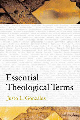 Essential Theological Terms - Gonzalez, Justo L