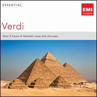 Essential Verdi - Agnes Baltsa (mezzo-soprano); Alfredo Giacomotti (bass); Alfredo Kraus (tenor); Anna Moffo (soprano);...