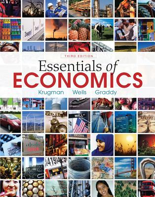 Essentials of economics book by paul krugman 6 available editions essentials of economics krugman paul and wells robin mr fandeluxe Choice Image