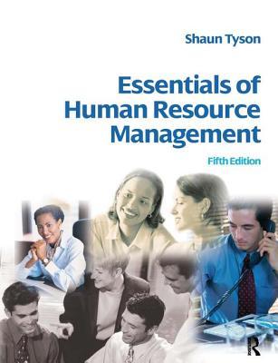 Essentials of Human Resource Management - Tyson, Shaun