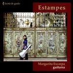 Estampes: Debussy, Albéniz, Rodgrigo, Sainz de la Maza
