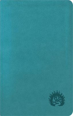 ESV Reformation Study Bible, Condensed Edition - Turquoise, Leather-Like - Sproul, R C (Editor)