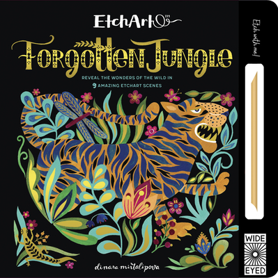 Etchart: Forgotten Jungle - Wood, Aj, and Jolley, Mike