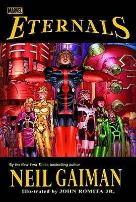 Eternals - Gaiman, Neil (Text by)