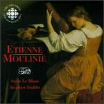 Etienne Moulinie: Airs with lute tablature First Book