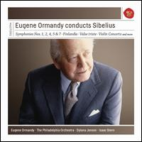 Eugene Ormandy conducts Sibelius -