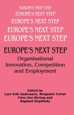 Europe's Next Step - Andreasen, Lars Erik