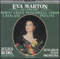 Eva Marton in Concert - Eva Marton (soprano); Hungarian State Symphony Orchestra; Julius Rudel (conductor)