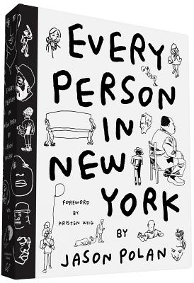 Every Person in New York - Polan, Jason