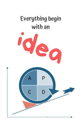 Everything begin with an idea: To improve - George, John Doe
