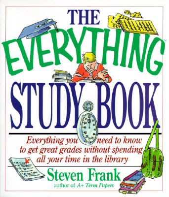 Everything Study Book - Frank, Steven