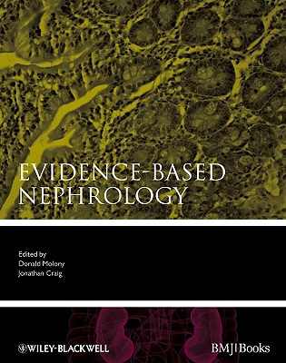 Evidence-Based Nephrology - Molony, Donald A (Editor)