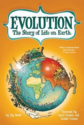 Evolution: The Story of Life on Earth - Hosler, Jay