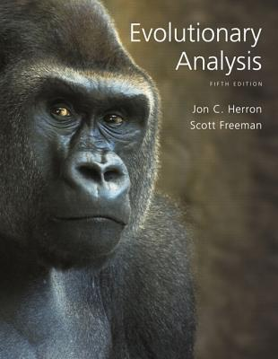 Evolutionary Analysis - Herron, Jon, and Freeman, Scott