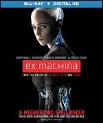 Ex Machina [Includes Digital Copy] [Blu-ray]