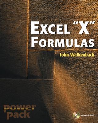 Excel 2003 Formulas - Walkenbach, John