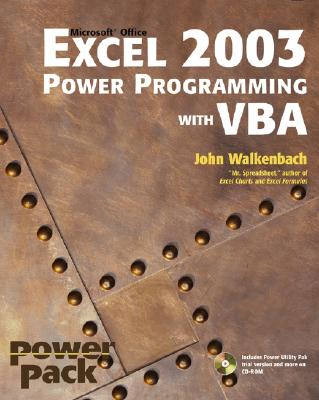 Excel 2003 Power Programming with VBA - Walkenbach, John