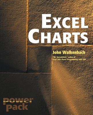 Excel Charts - Walkenbach, John