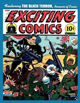 Exciting Comics Vol.9 #27 - Publications, Better, and Escamilla, Israel (Editor)