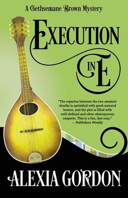 Execution in E - Gordon, Alexia