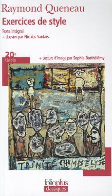 Exercices de Style - Queneau, Raymond