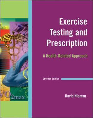 Exercise Testing & Prescription - Nieman, David C