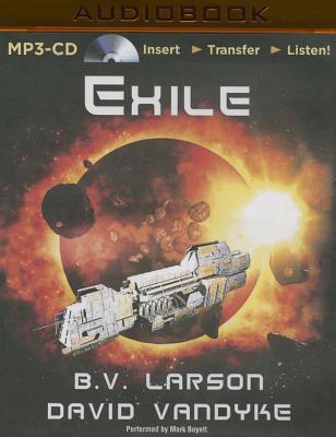 Exile - Larson, B V, and Vandyke, David, and Boyett, Mark (Read by)