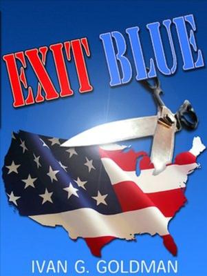 Exit Blue - Goldman, Ivan G