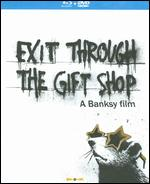Exit Through the Gift Shop [2 Discs] [Blu-ray/DVD] - Banksy