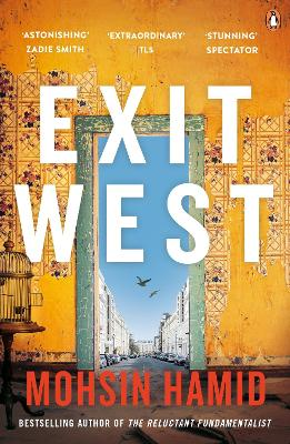 Exit West: SHORTLISTED for the Man Booker Prize 2017 - Hamid, Mohsin