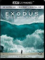 Exodus: Gods and Kings [4K Ultra HD Blu-ray/Blu-ray] [Includes Digital Copy]